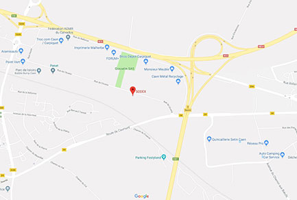15 rue Ampère 14120 Mondeville France